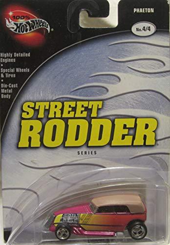 Hot Wheels Street Rodder Series 4/4 Phaeton Purple