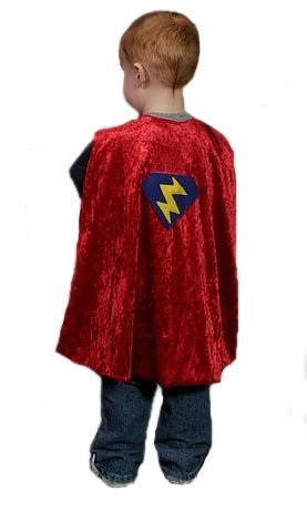 Little Adventures Red Hero Cape