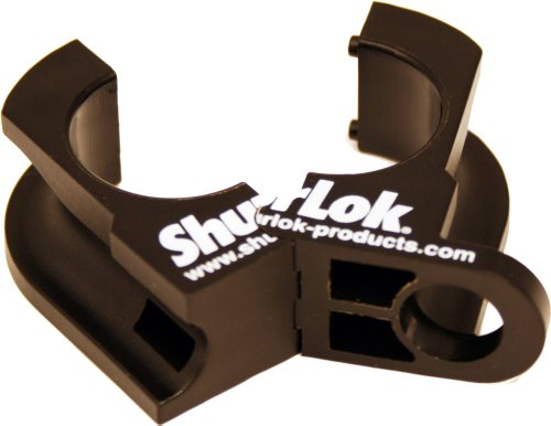 ShurLok SL-170  Lock Box Lever Grip For Key Storage Combination Lock Box, Black