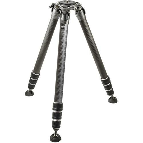 Gitzo Series 4 4-Section Large CarbonExact Systematic Tripod, 55lbs Capacity, 62.2'' Max Height by Gitzo