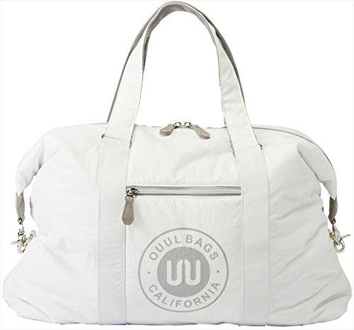 オウル(OUUL) ボストンバッグ COLLEGIAL コレッジアル ホールドオールバッグ マルチユースバッグ付 C3301HA8-1 WHITE B07G15CDQP