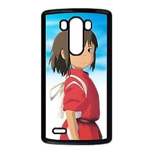 LG G3 Cell Phone Case Black Spirited away dqy