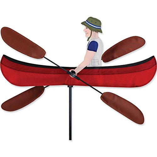 Whirligig Spinner - 20 In. Canoe Spinner