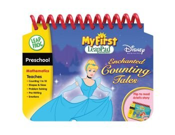 LeapFrog My First LeapPad Educational Book: Disney Princess Enchanted Counting Tales B0009F151O