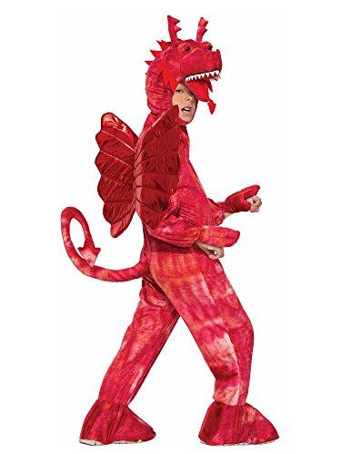 Forum Novelties Kids Red Dragon Costume