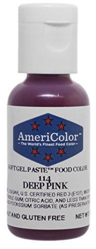 Amazon.com: Americolor Soft Gel Paste Food Color, .75-Ounce, Deep ...