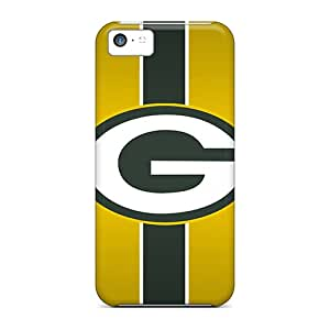 Best Cell-phone Hard Cover For Iphone 5c With Provide Private Custom Colorful Green Bay Packers Image JonathanMaedel