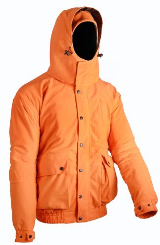 Amazon.com: Yukon Gear Men's Blaze Orange 3N1 Insulated Parka ...