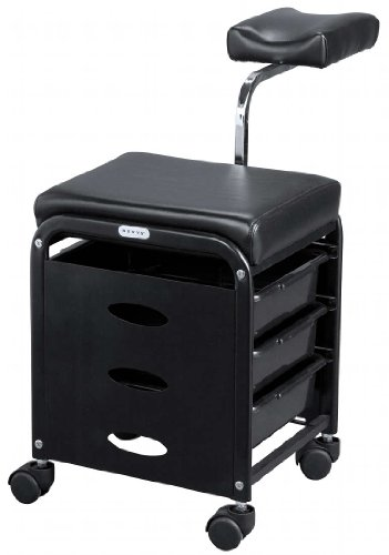 Matilda Pedicure Cart By Standish Salon Goods