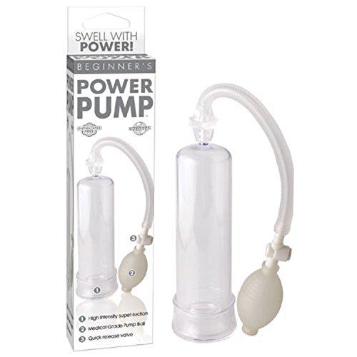 Beginner's Power Pump Clear Penis Enlargers Enhancer