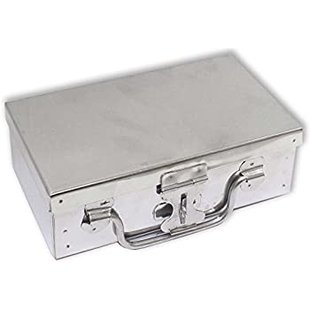 Elegant Steel Storage Box