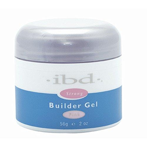 (IBD 60412 Builder Gel, Pink, 2 Ounce )