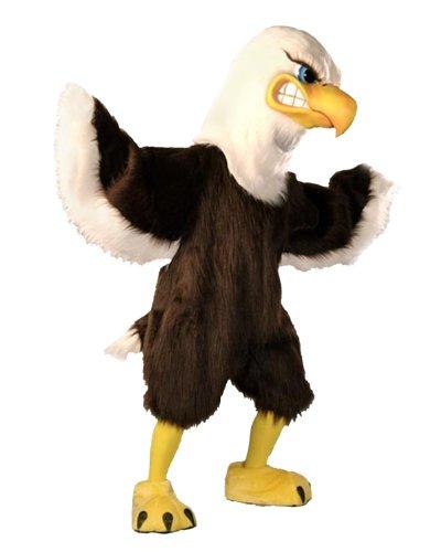 [Mr. Majestic Eagle Mascot Costume] (Alinco Costumes)