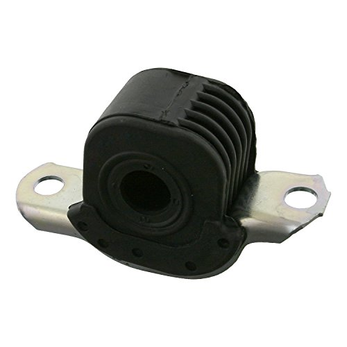 Febi Volvo Control Arm - Control Arm Trailing Bushing Outer Front