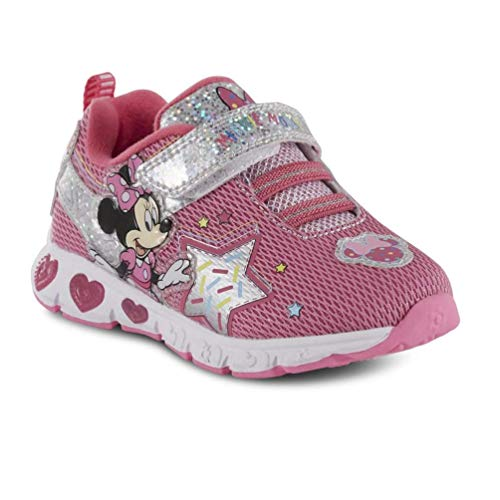 Toddler Girls Minnie Light Up Sneaker