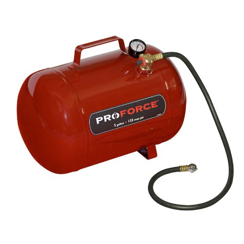 portable air compressor 5 gallon - 1