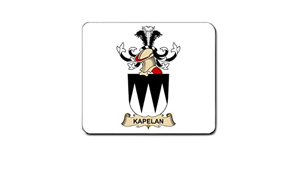 Nunez Family Crest Coat of Arms Mouse Pad