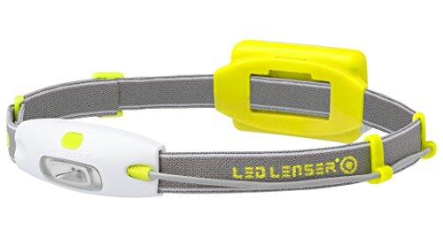 Led Lenser Stirnlampe, unisex - erwachsene, 6114, gelb