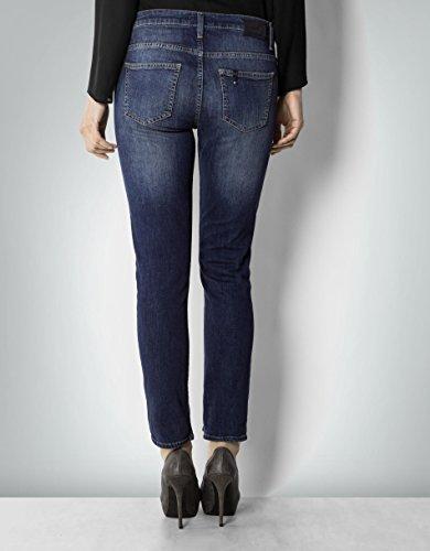 LIU JO Damen Jeans Baumwolle Denim-Hose Unifarben, Größe: 29, Farbe: Blau
