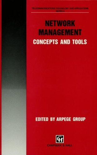 Download Network Management Concepts and Tools (Telecommunications Technology & Applications Series) Pdf