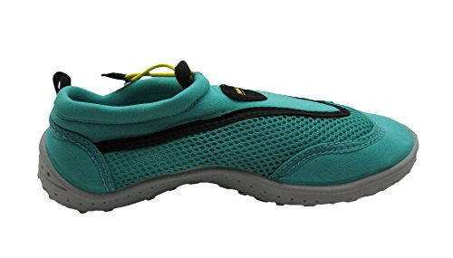 Scheme Water Ankle w Aqua Strap Velcro Color Fashionable Women's Shoes on Slip qxOfW8Iw5F