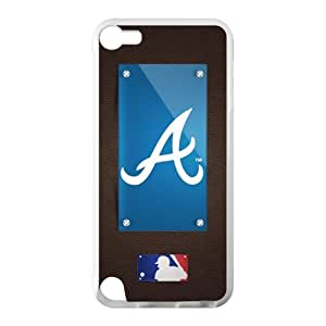 Custom Cleveland Indians MLB Case Cover Protector Compatible with IPod Touch 5 TPU (Laser Technology)