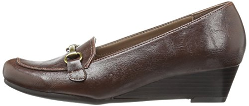 Pictures of Aerosoles A2 Women's Love Spell Slip- Brown 8 M US 5