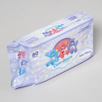 Care Bear Bby Wipes Unscn Size 80ct Care Bear Baby Wipes Unscented Aloe & Vit E 24ct