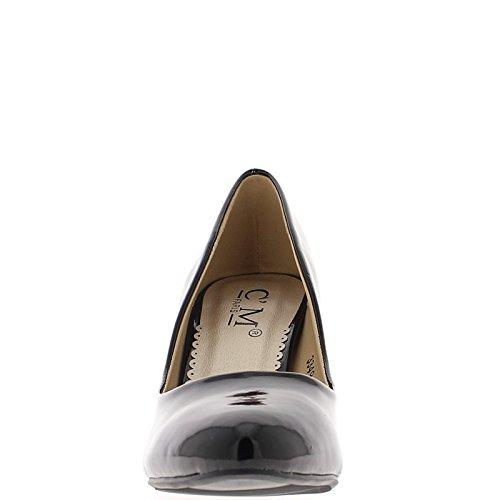 Scarpe da donna nero Tacco 8,5 cm fine del chiodo