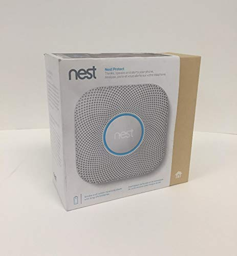 Nest Protect Smoke & Carbon Monoxide Alarm, Battery