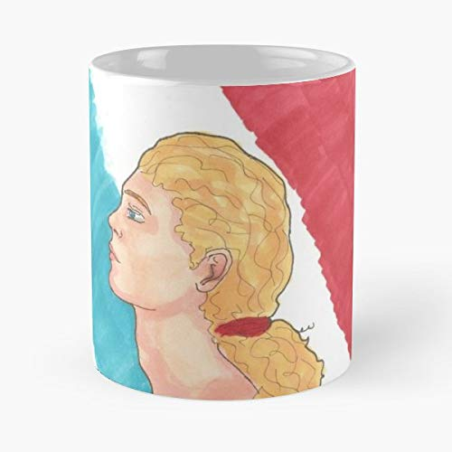 Enjolras Les Miserables Victor Hugo Amis Pen And Ink Marker Enjoltaire - Best 11 oz Coffee Mug Cheap Gift