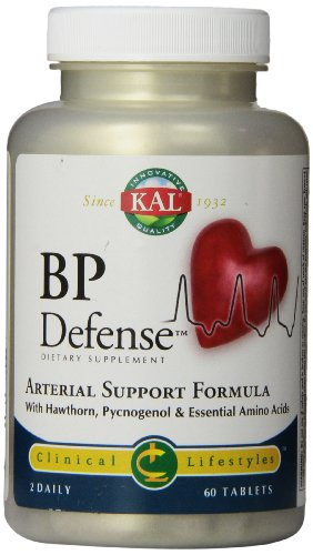 KAL BP Defense Tablets, 60 Count
