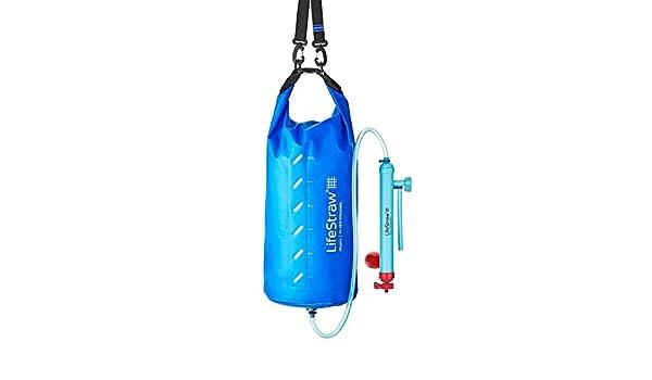 LifeStraw Mission purificador de Agua Compacto 5 o 12 litros 12 ...