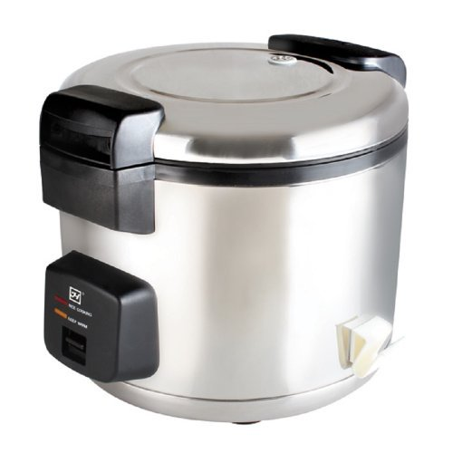 Thunder 33 Cup (uncooked) / 66 cups (cooked) Rice Cooker/Warmer SEJ60000 by AmGood
