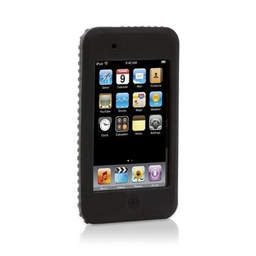 Griffin FlexGrip Case for iPod touch 2G, 3G (Black) - Flexgrip Flexible Case