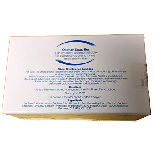 Pack Of 3 Oilatum Bar Soap 100gram Buy Online In Uae