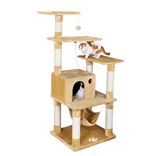 Kitty Condo Cat Scratching Post - 7