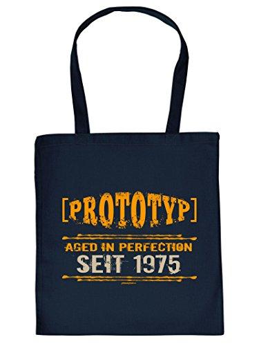 PROTOTYP SEIT 1975 :Tote Bag Henkeltasche. Beutel mit Aufdruck. Tragetasche, Must-have, Stofftasche, Geschenkidee