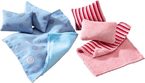 HABA Little Friends Pillows Blankets