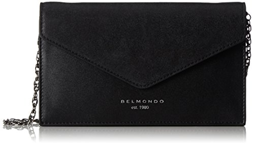 Belmondo 740276 - Bolso de Hombro Mujer Plateado (Stardust 04)
