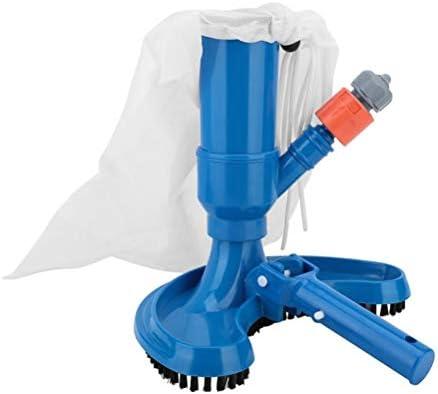 Wopohy Poolreinigung BodensaugerTragbarer Pool Bodensauger Vakuumsauger für Pool, Schwimmbad oder Teich