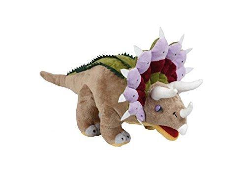 Cuddly Soft Triceratops Dinosaur Soft Toy Gift 43Cm Amazoncouk Toys  Games