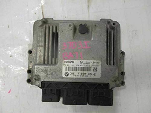 REUSED PARTS 07-08 Mini Cooper 1.6L HT Base ECU ECM Computer DME 7 600 206 DME7600206