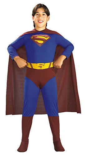 Superman Returns Child's Costume, Large (Superman Costume For Sale)