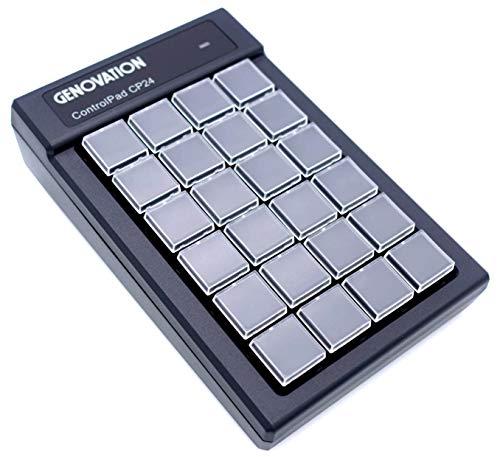 - Genovation ControlPad CP24 USB HID