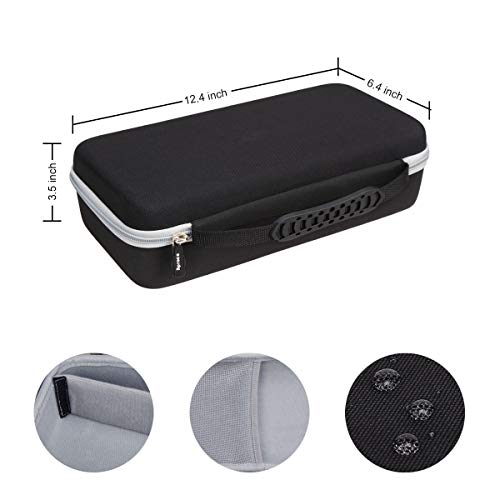 Aproca Hard Carry Travel Case fit Epson Workforce ES-300W Wireless Color Portable Document Scanner by Aproca (Image #5)
