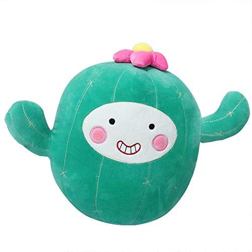 (FineInno Plush Cactus Pillow Cute Stuffed Doll Soft Pillow Hugging Pillow Toy Cushion Bolster)