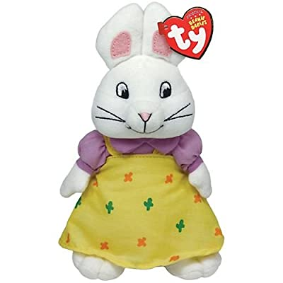 Ty Beanie Babies Max & Ruby - Ruby by Ty