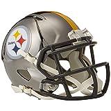 Riddell Chrome Alternate NFL Speed Mini Helmet Pittsburgh Steelers