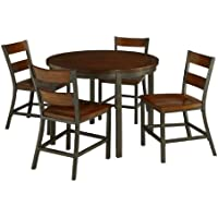 Home Styles 5411-308 Cabin Creek 5-piece Dining Set